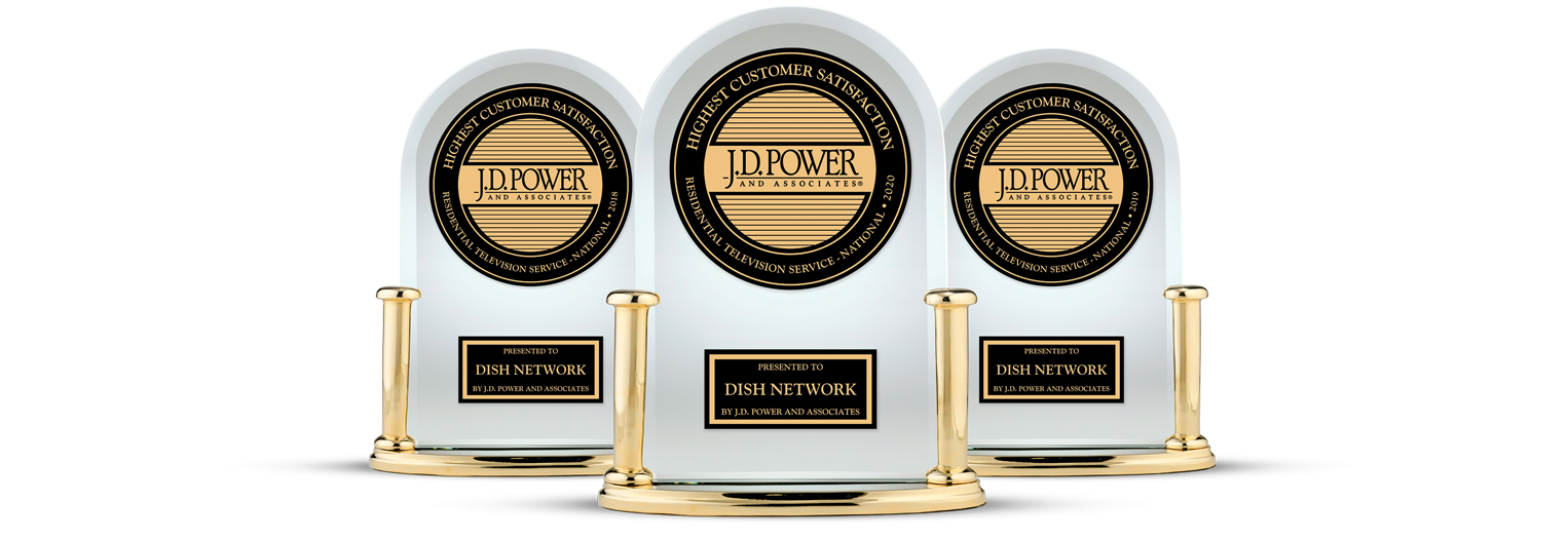 DISH Customer Satisfaction - Ranked #1 by JD Power - Merlins TV in Pocatello, Idaho - DISH Authorized Retailer